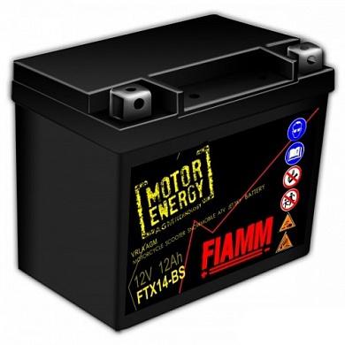 FTX14-BS AGM 12Ah 170A