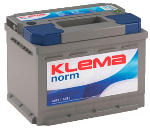 Norm 55Ah 450A