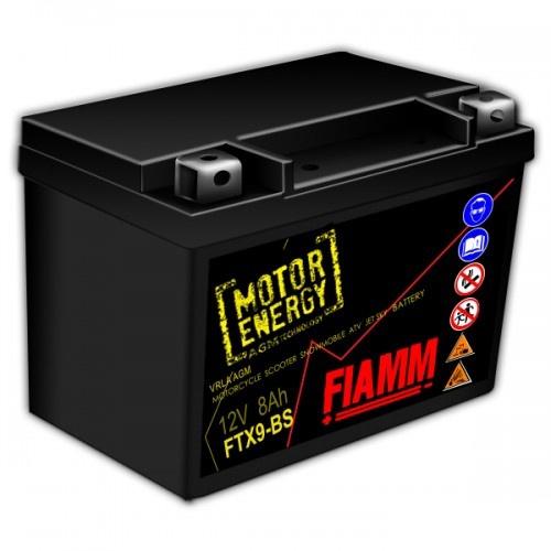 FTX9-BS AGM 8Ah 110A L+