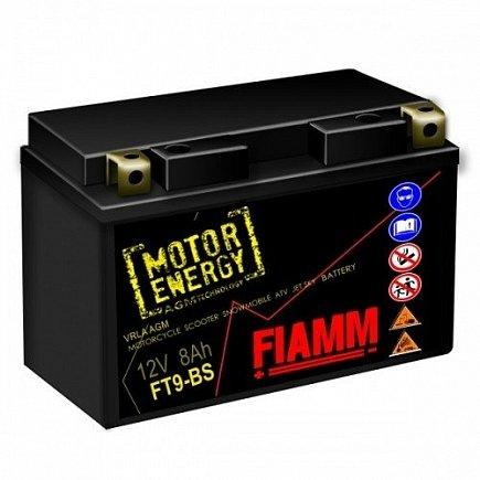 FT9-BS AGM 8Ah 110A L+